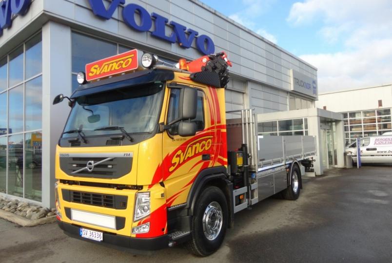 Volvo FM 370 23 tm
